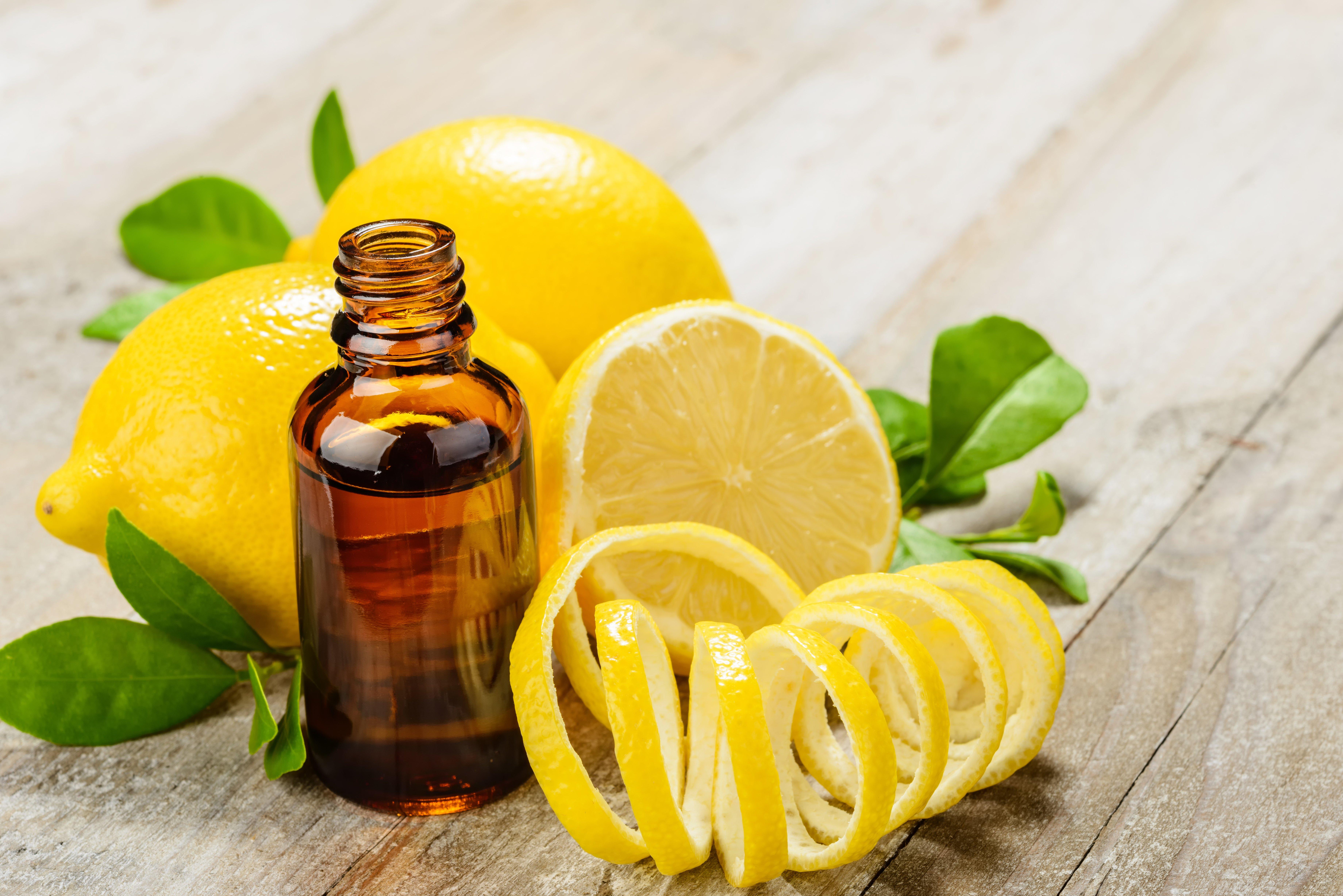 Q&A – What is Lemon Oil?